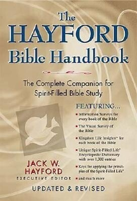 The Hayford Bible Handbook als Buch