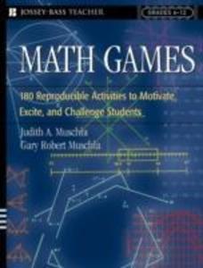 Math Games als Taschenbuch