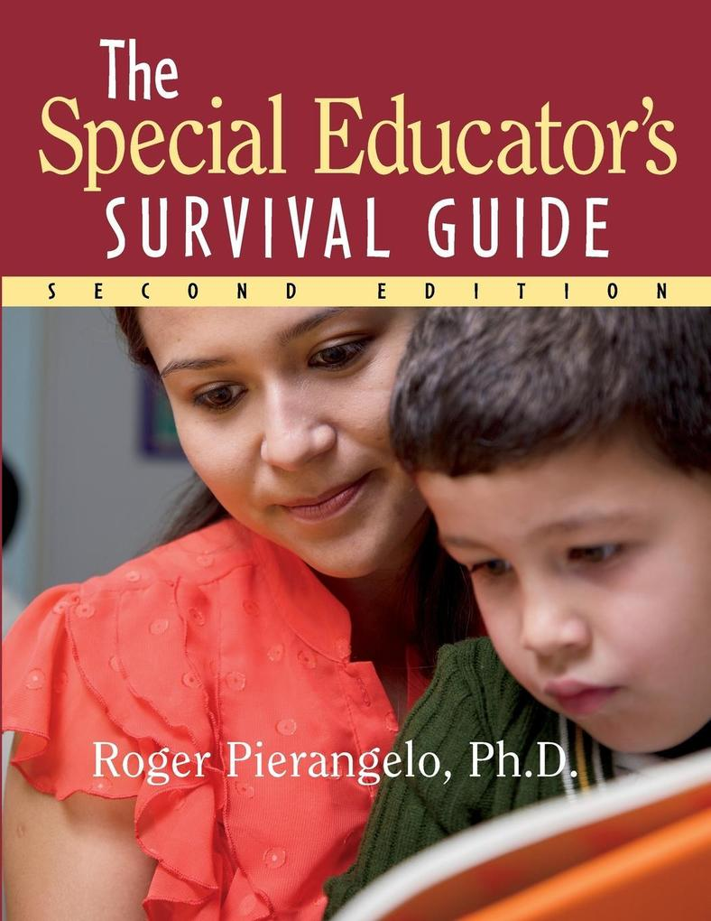 The Special Educator's Survival Guide als Taschenbuch