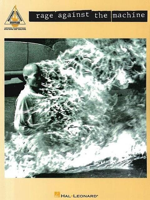 Rage Against the Machine als Taschenbuch