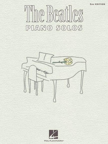 The Beatles Piano Solos - 2nd Edition als Taschenbuch