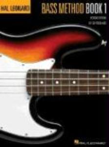 Hal Leonard Bass Method Book 1 als Taschenbuch