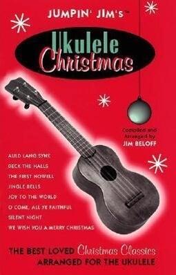 Jumpin' Jim's Ukulele Christmas: Ukulele Solo als Taschenbuch