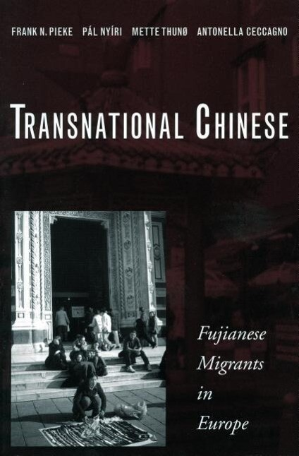 Transnational Chinese: Fujianese Migrants in Europe als Taschenbuch