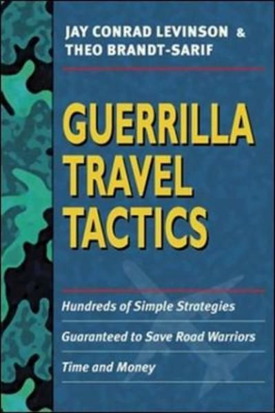 Guerrilla Travel Tactics als Buch