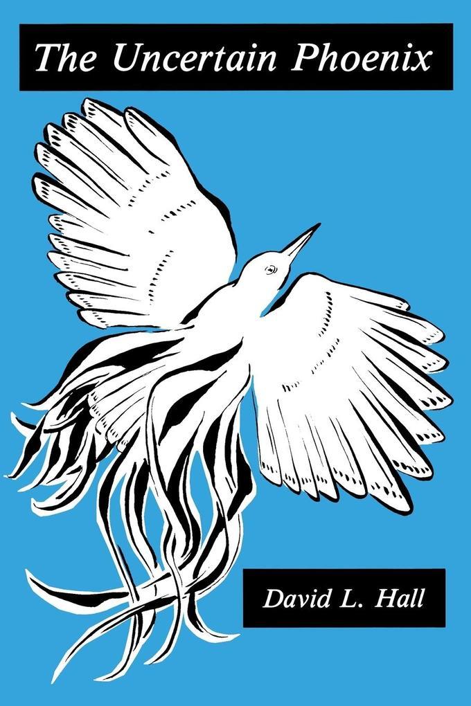 The Uncertain Phoenix: Toward a Post-Cultural Sensibility als Taschenbuch
