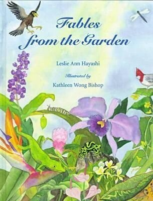 Hayashi: Fables from the Garden als Buch