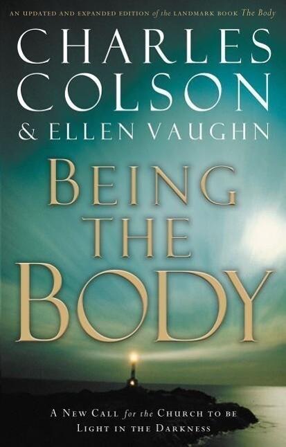 Being the Body als Taschenbuch