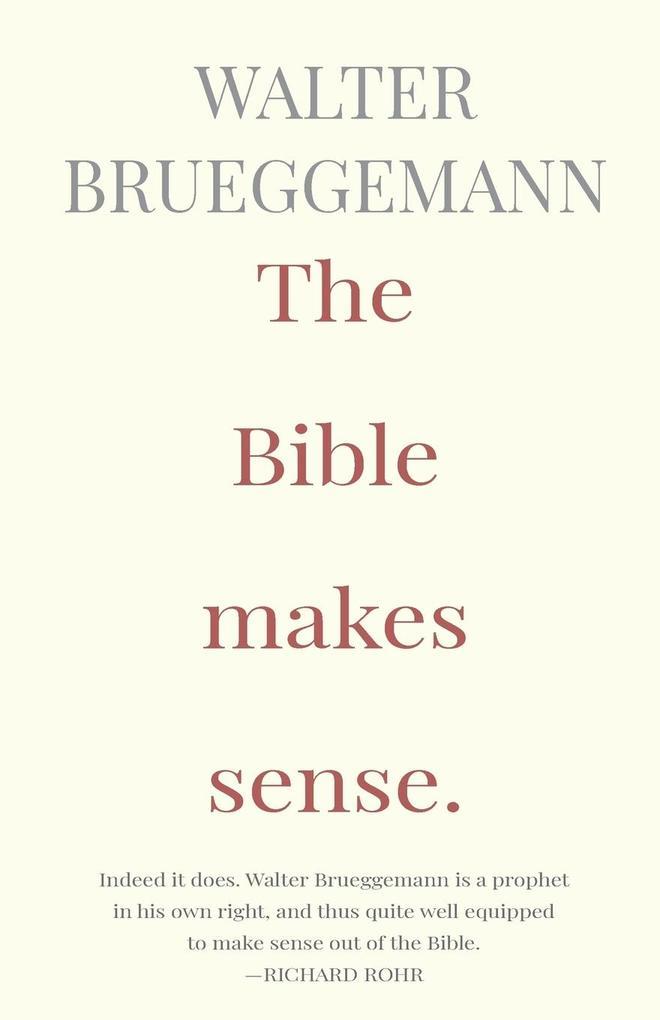 The Bible Makes Sense als Taschenbuch