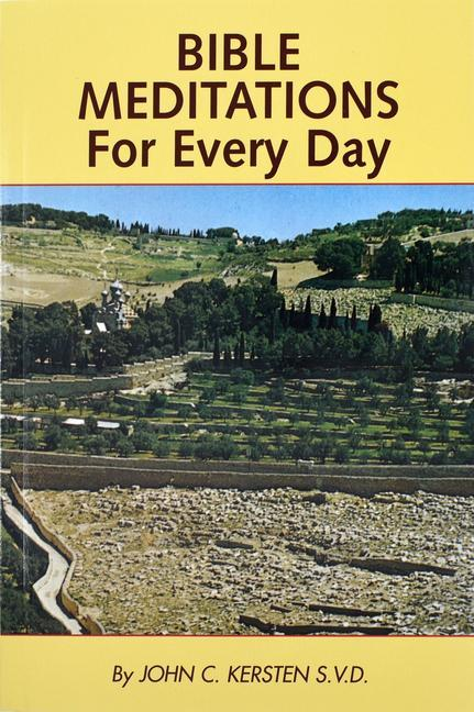 Bible Meditations for Every Day als Taschenbuch