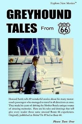 Greyhound Tales from Route 66 als Taschenbuch