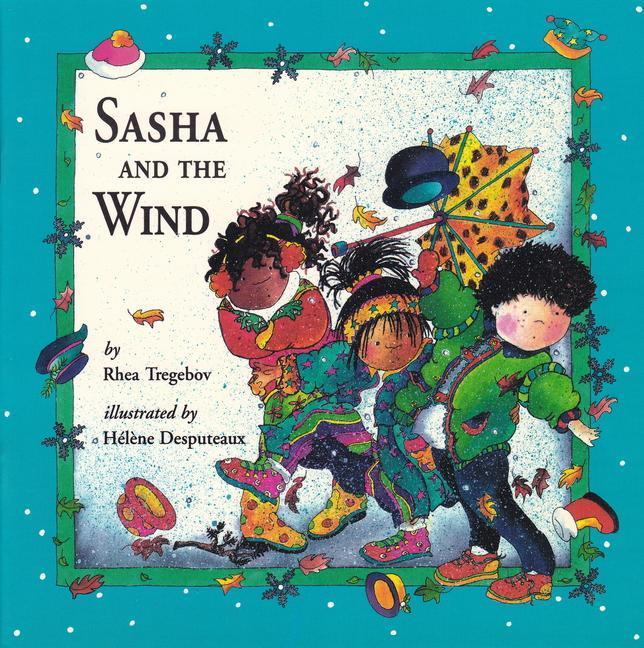 Sasha and the Wind als Buch