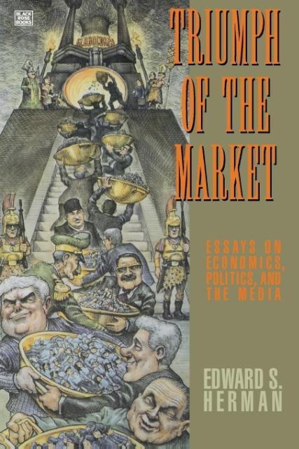 Triumph of the Market als Taschenbuch