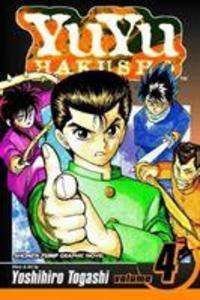 YuYu Hakusho, Volume 4 als Taschenbuch