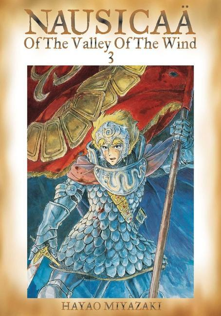Nausicaa of the Valley of the Wind, Vol. 3 als Taschenbuch