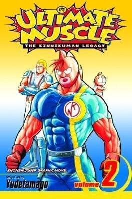 Ultimate Muscle, Volume 2 als Taschenbuch