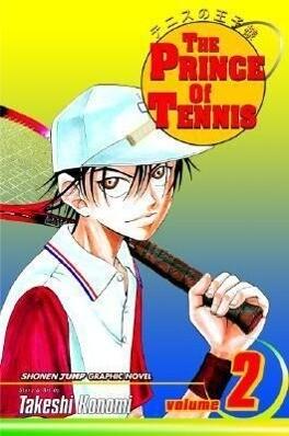 The Prince of Tennis, Vol. 2 als Taschenbuch