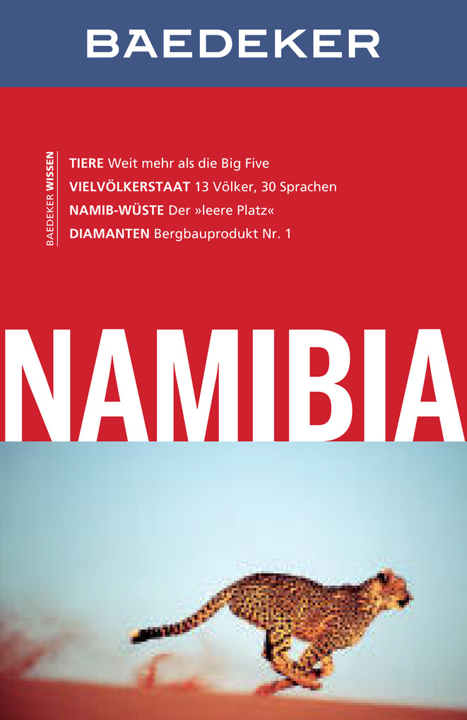 Baedeker Reiseführer Namibia als eBook Download...