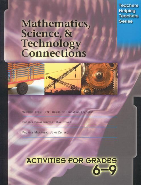 Mathematics Science and Technology Connect als Taschenbuch