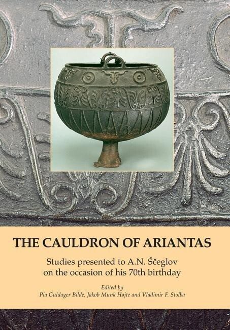 The Cauldron of Ariantas als Buch