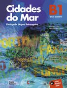 Cidades do Mar B1. Kurs- und Übungsbuch + Audios online