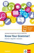 Know Your Grammar!