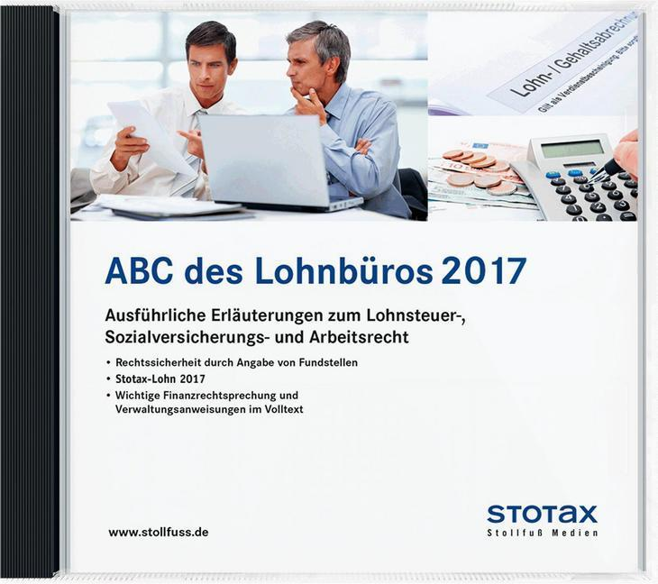 ABC des Lohnbüros 2017, DVD / Online