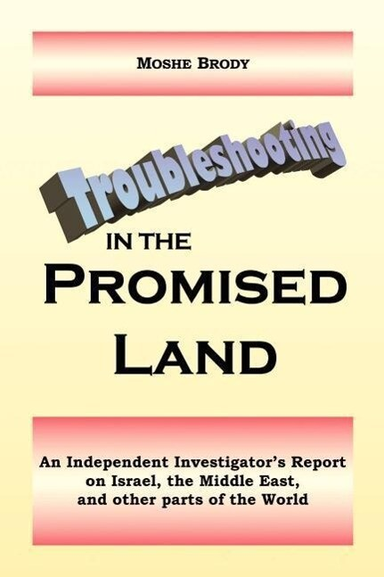 Troubleshooting in the Promised Land als Taschenbuch