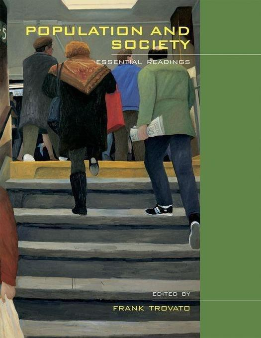 Population and Society: Essential Readings als Buch