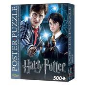Wrebbit 3D(TM) Harry Potter Poster Puzzle HARRY POTTER 500 Teile