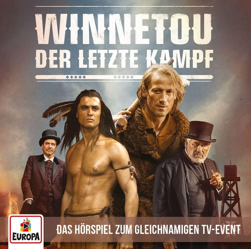 Winnetou 3: Der letzte Kampf (Hörspiel zum TV-E...