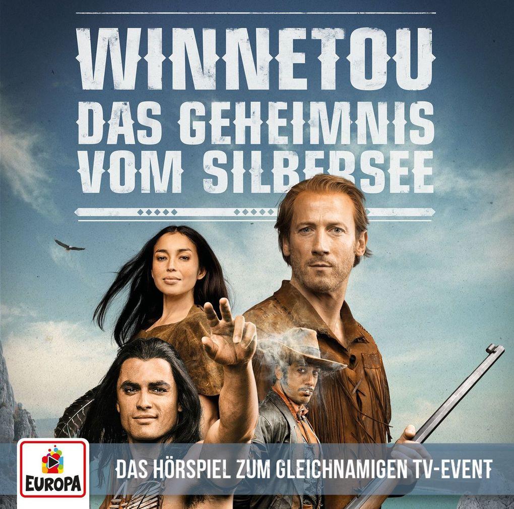 Winnetou 2: Das Geheimnis vom Silbersee (Hörspi...