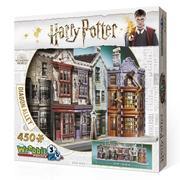 Harry Potter 3D-Puzzle Winkelgasse - 450 Teile