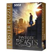 Wrebbit 3D(TM) Fantastic Beasts - New York 500 Teile