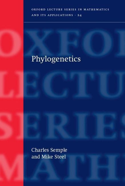 Phylogenetics als Buch