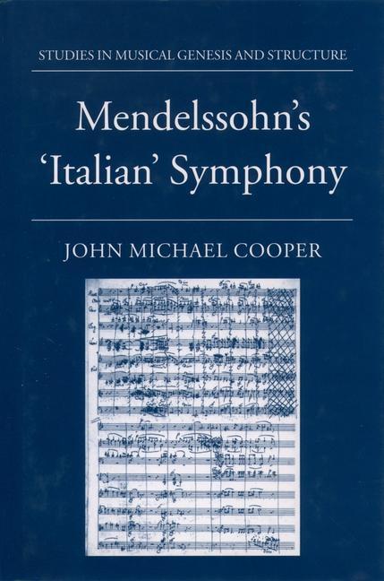 Mendelssohn's Italian' Symphony als Buch
