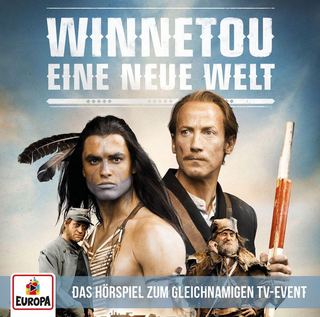 Winnetou 1: Eine neue Welt (Hörspiel zum TV-Eve...