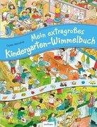 Mein extragroßes Kindergarten-Wimmelbuch