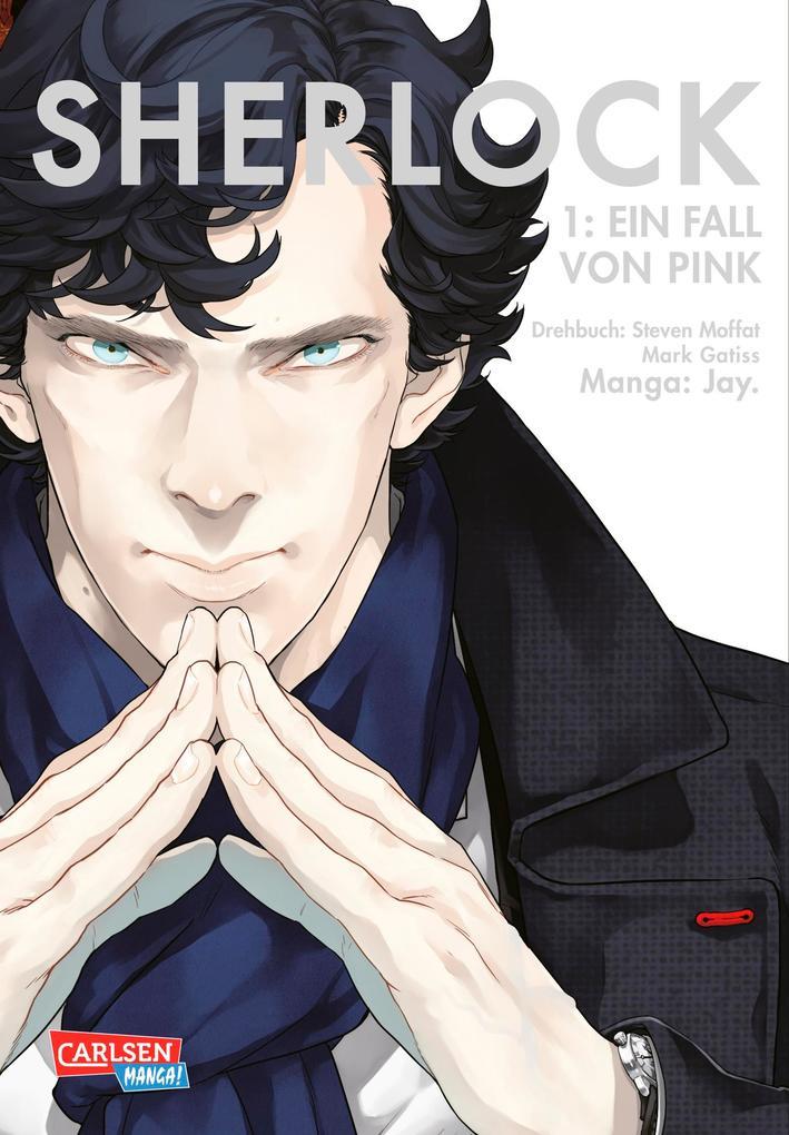 Sherlock 01 als Buch