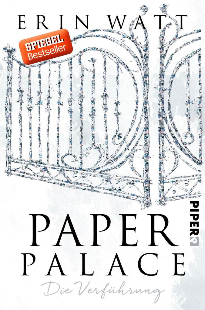 Paper Palace als Buch