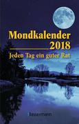 Mondkalender 2018 Taschenkalender
