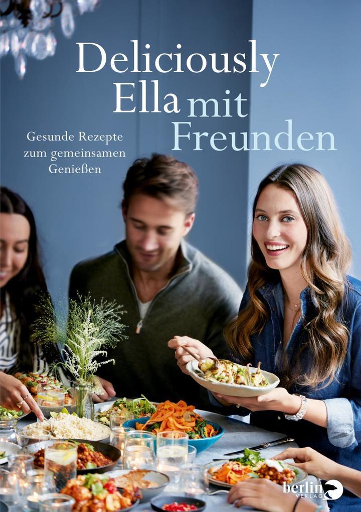 Deliciously Ella mit Freunden als Buch