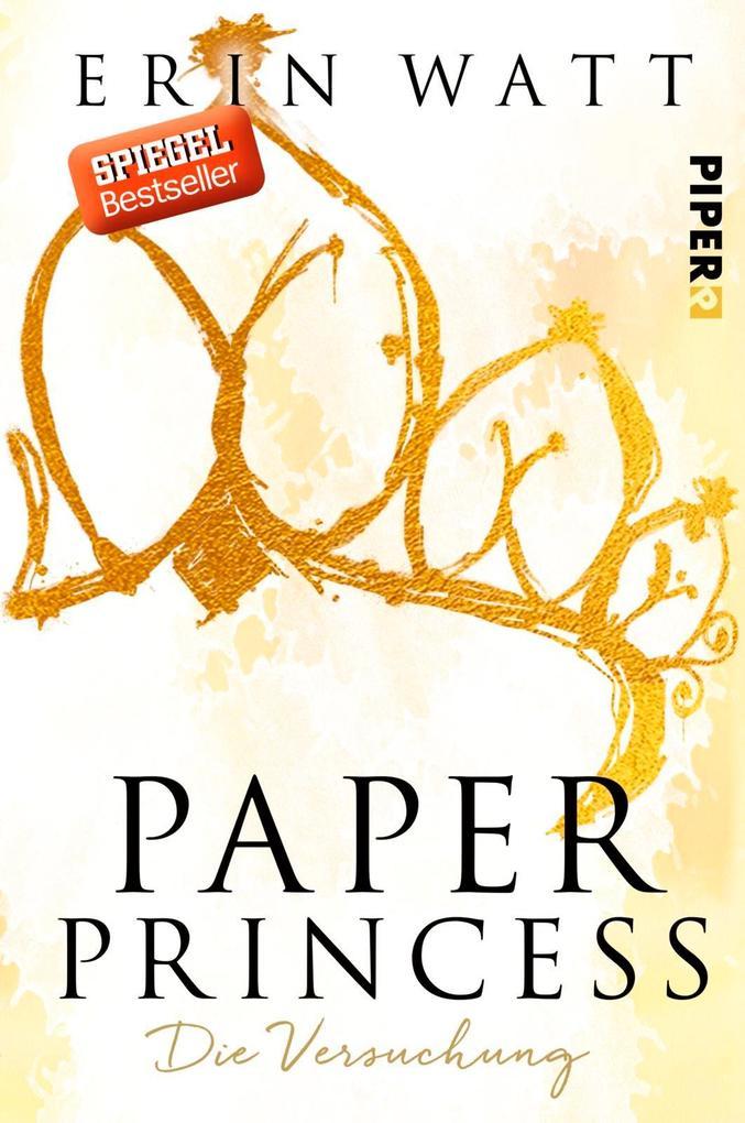 Paper (01) Princess als Buch