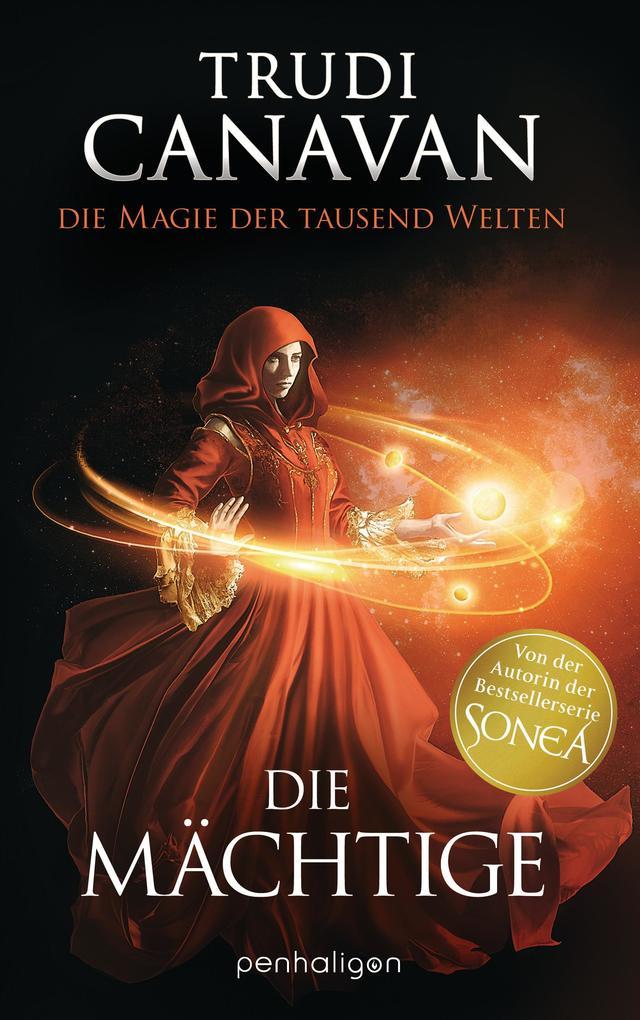 Die Magie der tausend Welten - Die Mächtige als Buch