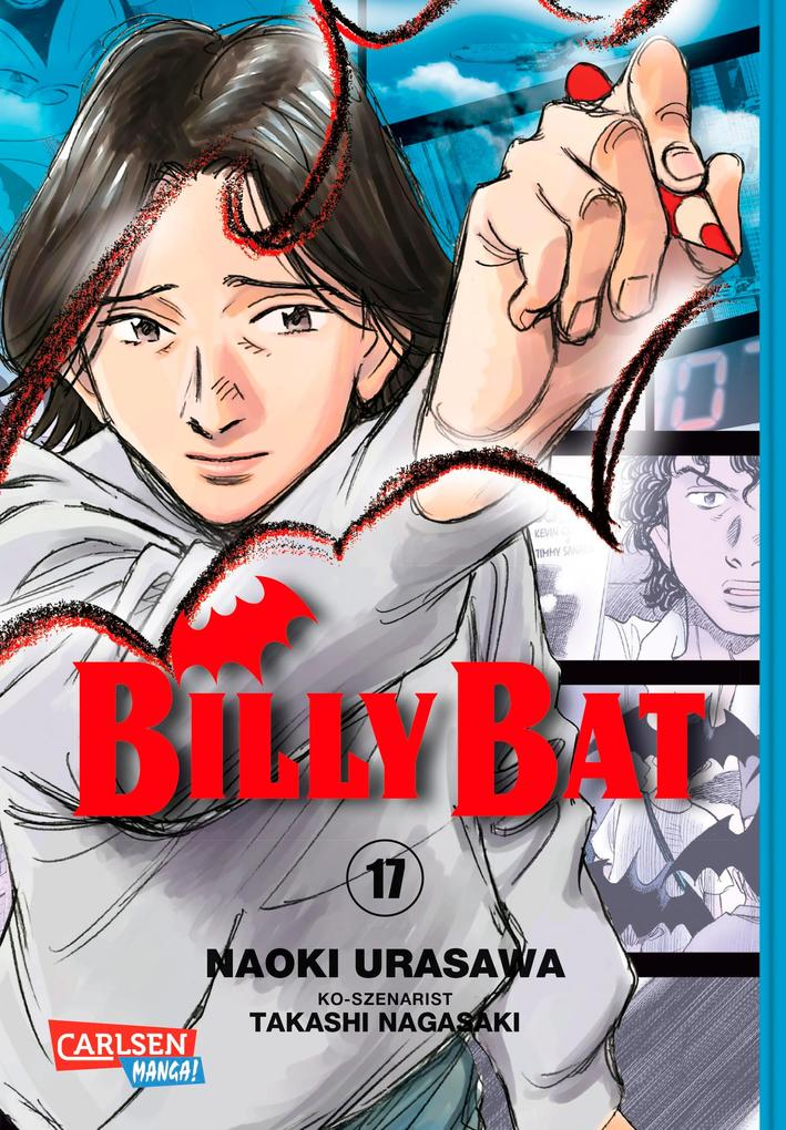 Billy Bat 17 als Buch von Naoki Urasawa, Takash...