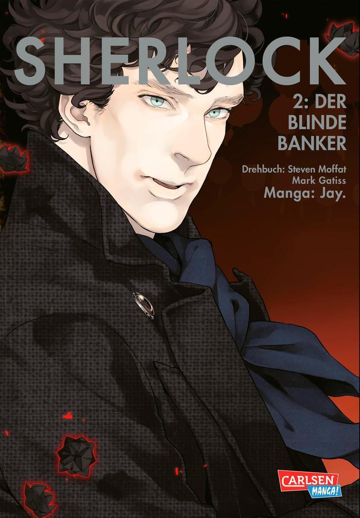 Sherlock 02 als Buch
