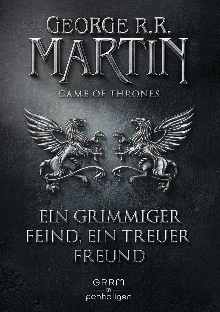 Game of Thrones 5 als Buch