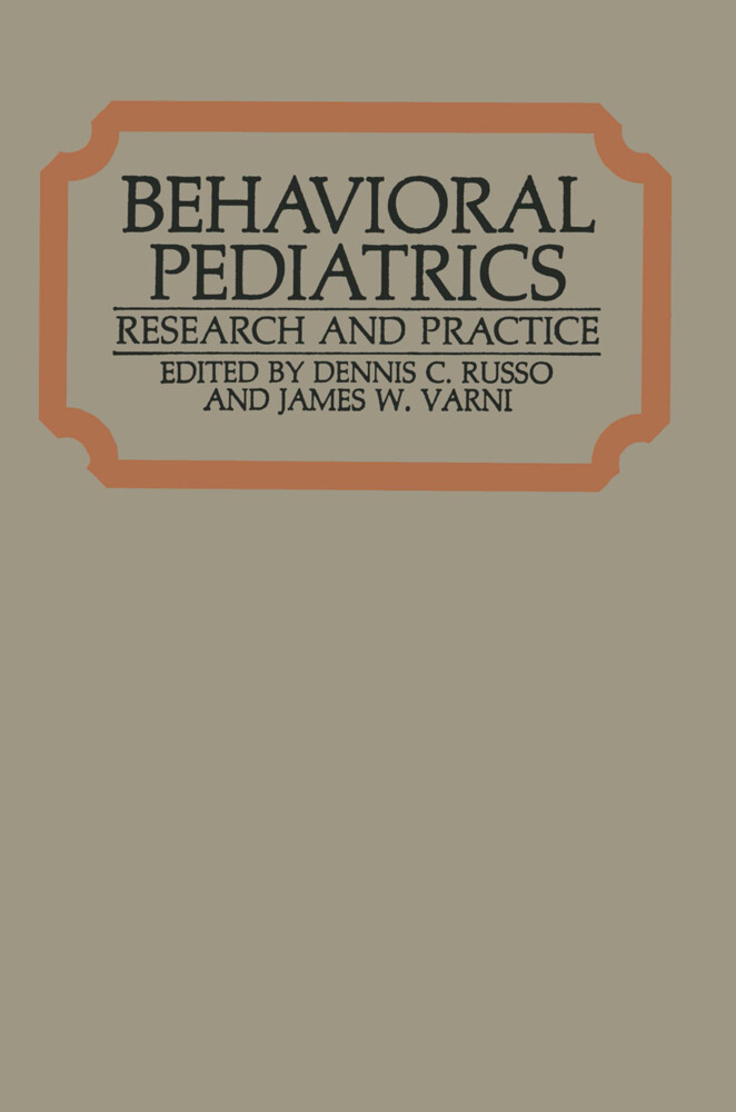 Behavioral Pediatrics als Buch