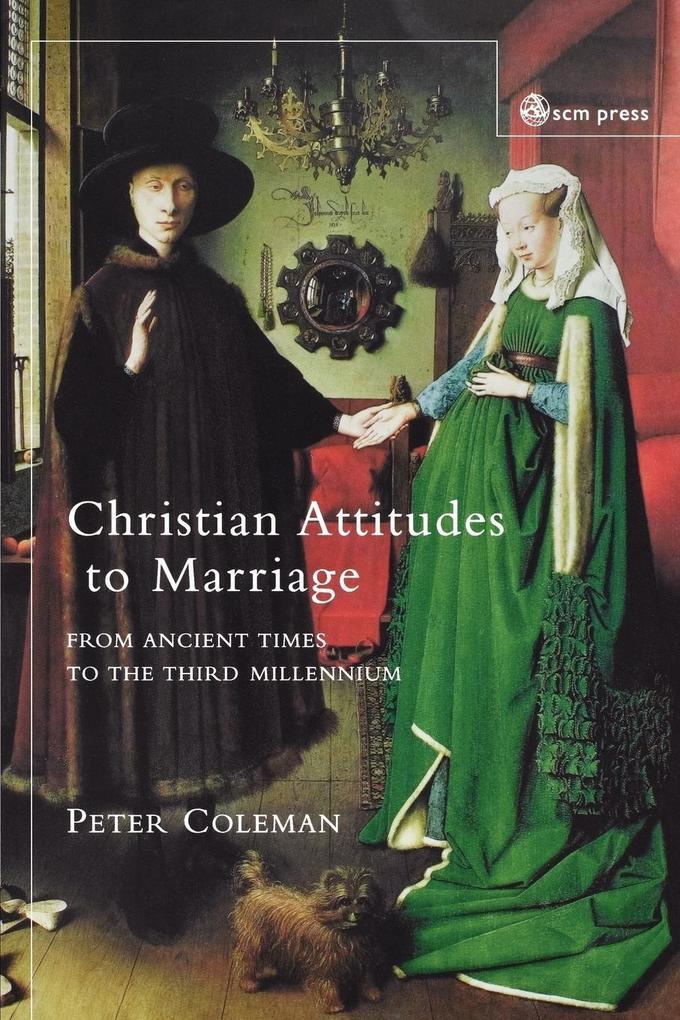 Christian Attitudes to Marriage als Taschenbuch