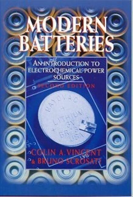 Modern Batteries als Buch